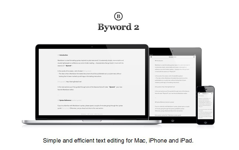 Byword2 Content Tool