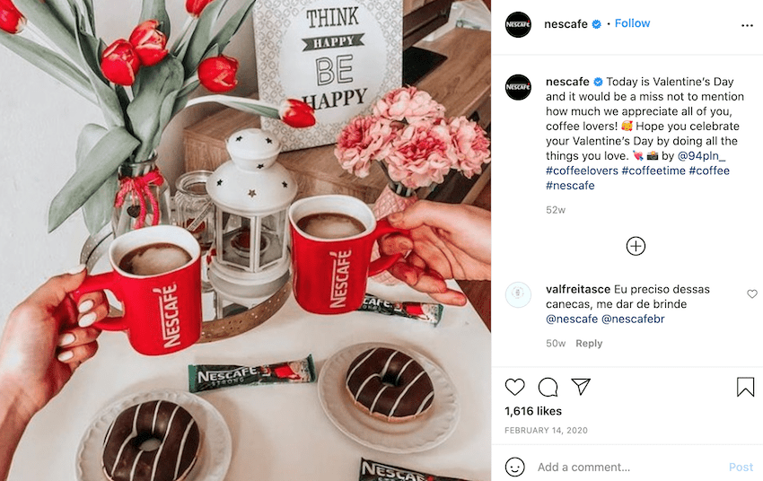 Nescafe-Digital-Marketing-Strategy-On-Instagram