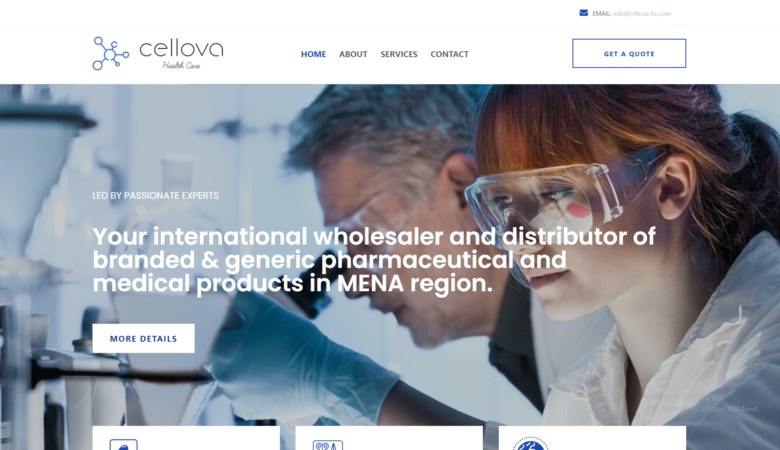 Cellova Healthcare