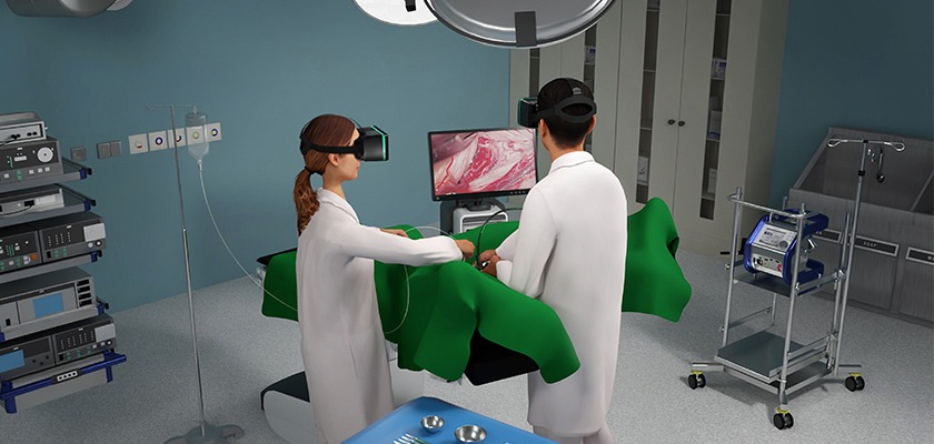 When Vr Makes A Cut As An Experiential Tool For The Surgeons