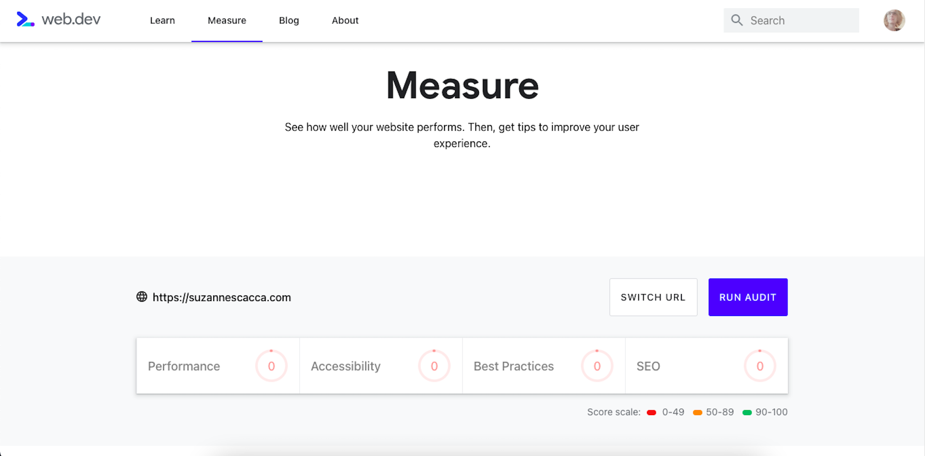 The Core Web Vitals Tool Checks On A Website'S Page Experience