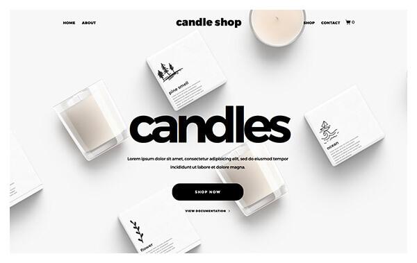 candles shop cp