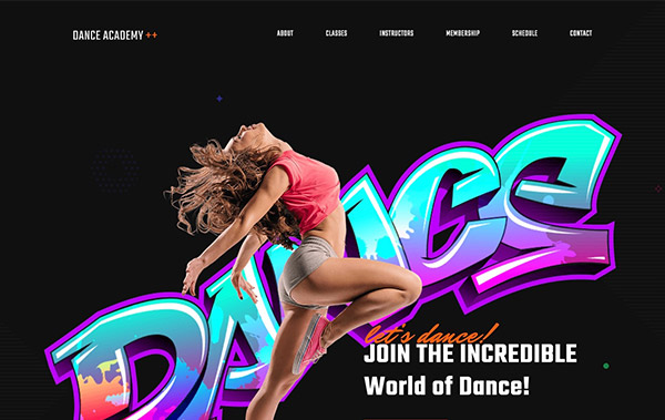 Dance Academy Cp