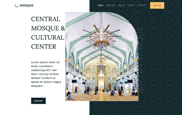mosque cp