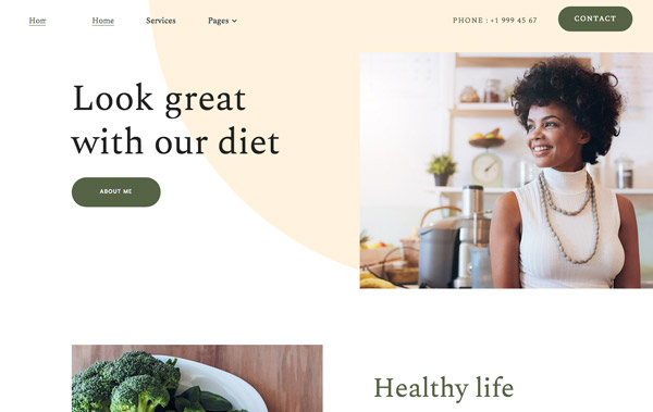 Nutritionist Cp