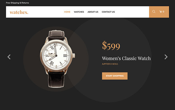 Watches Shop Cp